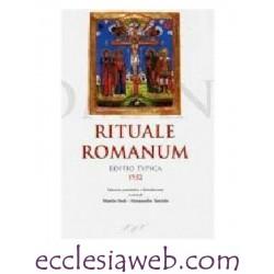 RITUALE ROMANUM - EDITIO TYPICA 1952