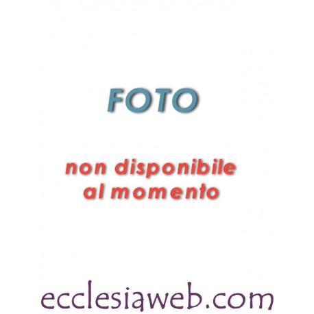 CAMICIA COLLO BORGHESE PURO COTONE FIL A FIL MANICA LUNGA