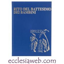 RITO DEL BATTESIMO DEI BAMBINI