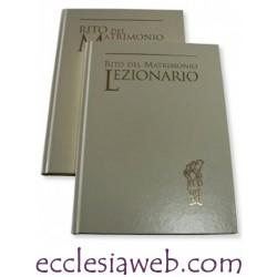 RITO DEL MATRIMONIO E LEZIONARIO