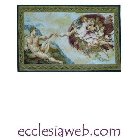 ARAZZO - LA CREAZIONE DI ADAMO