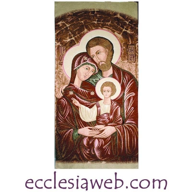 Telo da parete sacra famiglia for Famiglia parete