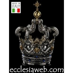 CORONA IMPERIALE IN ARGENTO