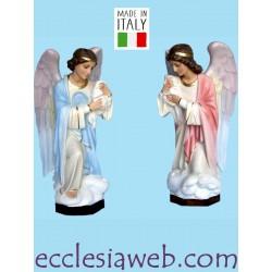 COPPIA DI ANGELI IN ADORAZIONE