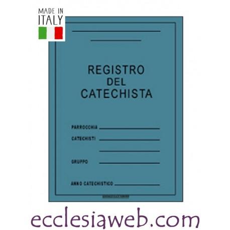 REGISTRO DEL CATECHISTA