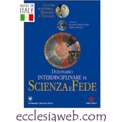 DIZIONARIO INTERDISCIPLINARE DI SCIENZA E FEDE - 2 VOLUMI