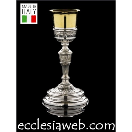 CALICE IN ARGENTO BAROCCO