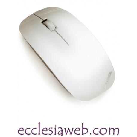 MOUSE USB WHITE
