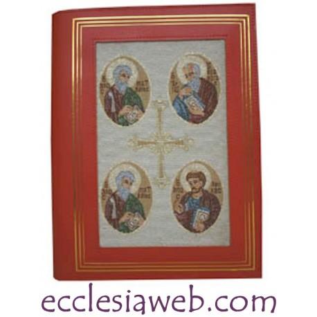 COPRI LEZIONARIO - 4 EVANGELISTI
