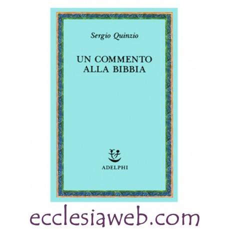 UN COMMENTO ALLA BIBBIA