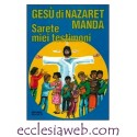 """GESU` DI NAZARET MANDA - GUIDA """"SARETE MIEI TESTIMONI"""""""