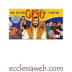 GESU'. UN REGNO SENZA CONFINI COFANETTO 13 VHS