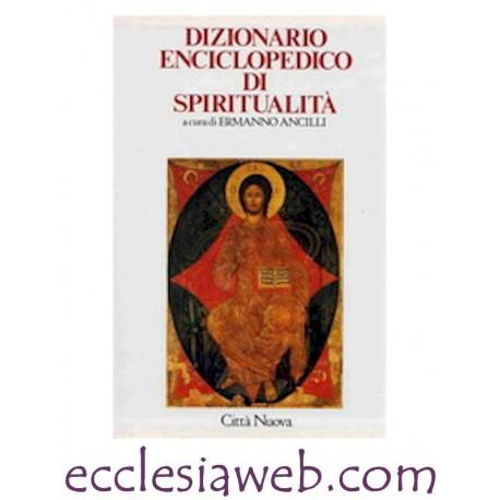 D.E.S. DIZIONARIO ENCICLOPEDICO SPIRITUALITA