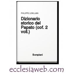 DIZIONARIO STORICO DEL PAPATO (COFANETTO 2 VOLUMI)