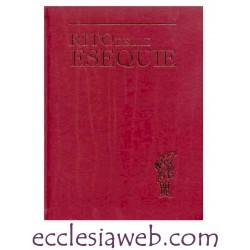 RITO DELLE ESEQUIE - EDIZIONE MAGGIORE